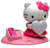 Figurine Hello Kitty - Enceinte MP3 MP4 iPod