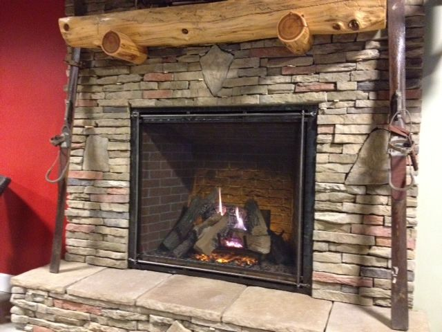 7 best Gas Fireplaces images on Pinterest | Fireplace ideas ...