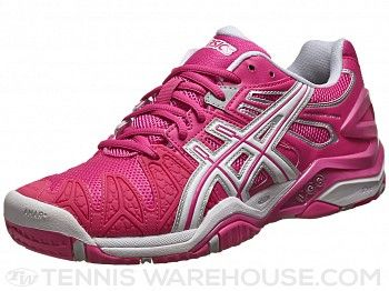 Asics Gel Resolution THE most comfortable tennis shoes -EVER!