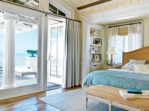 273 best images about Coastal Bedrooms on Pinterest