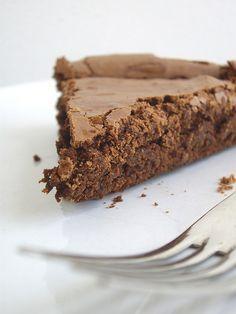 Torta al cioccolato.
