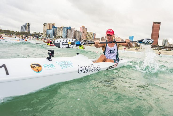 McGregor extends his FNB Surfski Series unbeaten streak