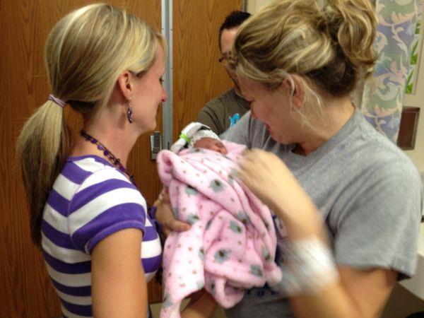 Open Adoption: A Birthmother's Story