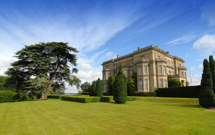 "Hedsor House, Taplow - ""Beecham House"" in the film ""Quartet"""