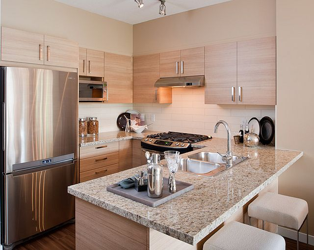 Roycroft - Kitchen by Polygon Homes, via Flickr