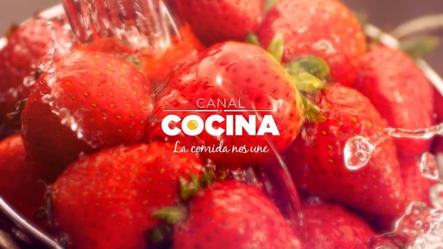 """""""Canal Cocina"""" - CHANNEL BRANDING 2013. """"Canal Cocina"""". Channel branding.  We…"""
