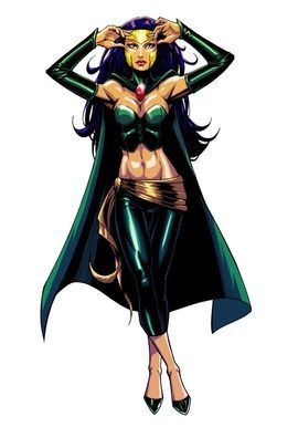 The Enchantress (DC) - Villains Wiki - Wikia
