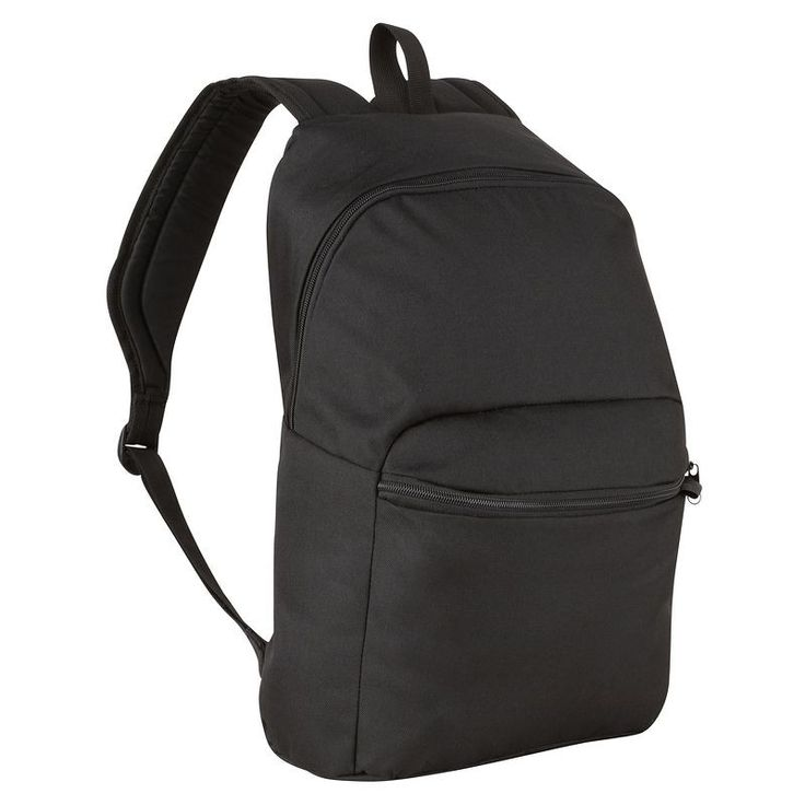 €3,99 - Maletas, bolsas y mochilas - Mochila Abeona 17 L Negro - NEWFEEL