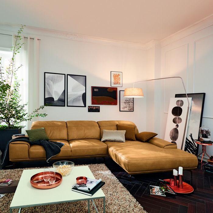 Ecksofa Mr 2490 Musterring Online Kaufen Bei Segmuller Ecksofa Skandinavische Wohnraume Leder Wohnzimmer