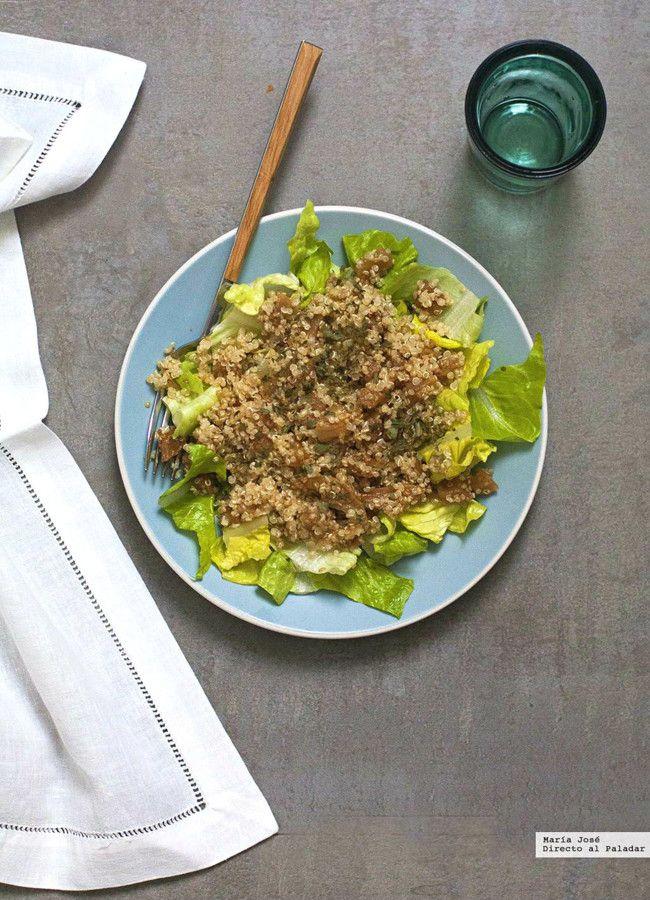 A pesar de ser un seudocereal antiguo, no fue hasta hace apenas seis o siete años que la quinoa asomó la patita por las cocinas de nuestro país. Lo hizo tímidamente, pero no tardó en ponerse de moda e