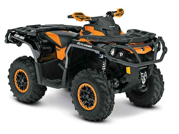New 2015 Can-Am Outlander XT-P 1000 ATVs For Sale in Texas. 2015 Can-Am Outlander XT-P 1000, 2015 Can-AM Outlander XT-P 1000 Loaded with features including an upgraded suspension and aluminum beadlock wheels, the Outlander XT-P package is a sporty ride with all the extras. Package Option May Include Outlander Features Plus: Front and rear FOX PODIuM X Performance RC2.0 HPG Piggyback shocks Tri-Mode Dynamic Power Steering (DPS) Visco-Lok QE 12-in. cast-aluminum beadlock wheels 26-in. Carlisle…