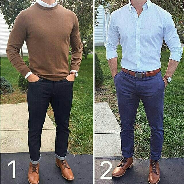 2019 year style- Casual Semi clothes for men