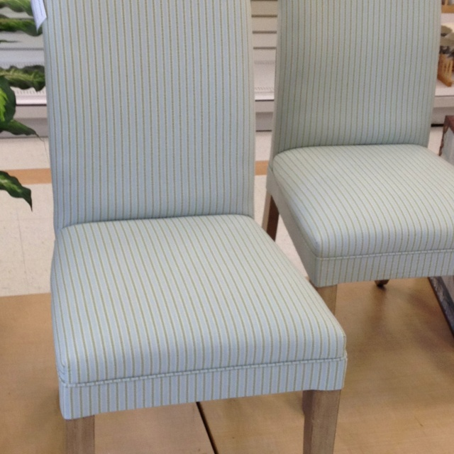 Sea Foam Dining Chairs Home Goods $79.99
