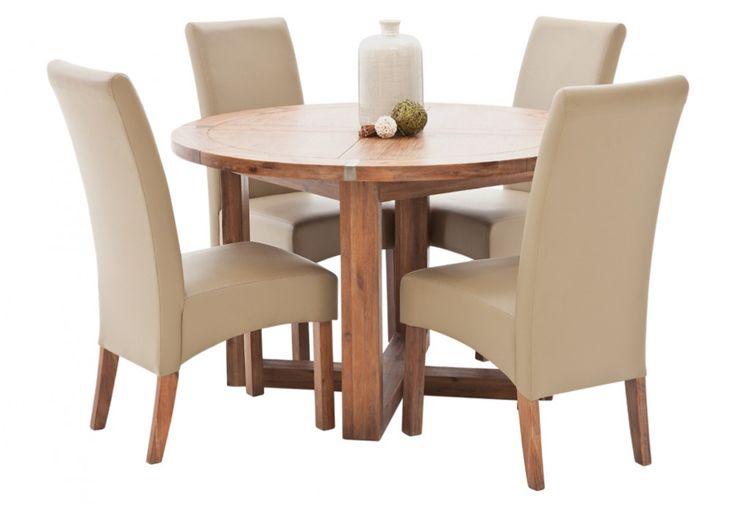 Silverwood 5 Piece Dining Suite | Super Amart