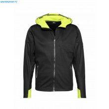 Bogner Men Duke Soft Shell Jacket – Black Sun