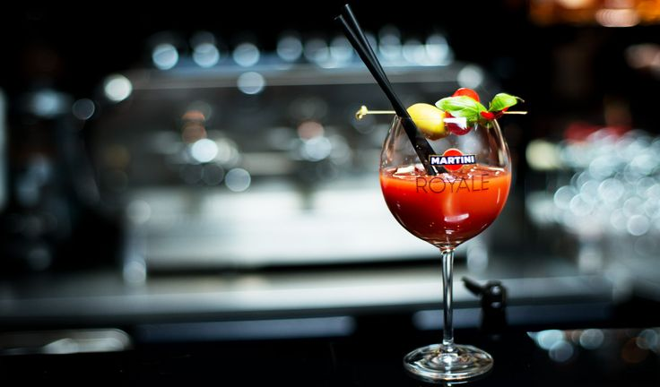 Cocktail Of the Month: Sicilian Bloody Mary - The BAR MARTINI ® presents the new cocktail of the month: a Bloody Mary with a touch of Sicily that will not make you regret Summer.