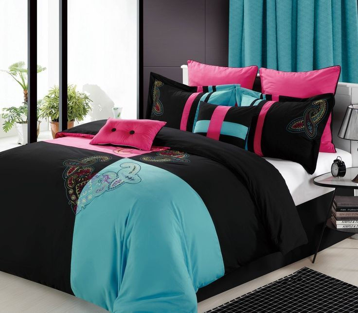 Black Bedroom Furniture For Girls 110 best bedroom sets images on pinterest | bedroom ideas