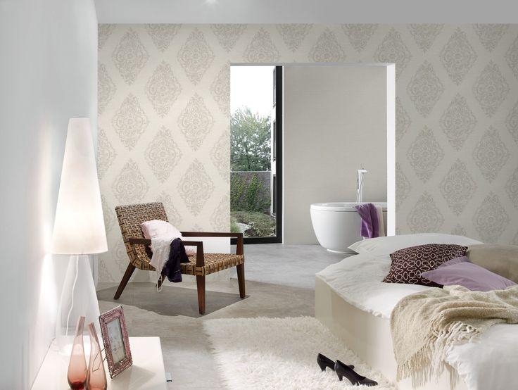barock tapete wohnzimmer weis. uncategorized kleines tapete ... - Design Wohnzimmer Weis