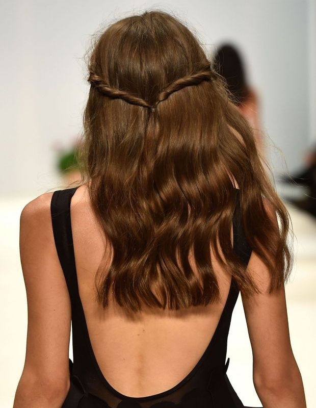 Image Result For Romantic Long Hairstyles