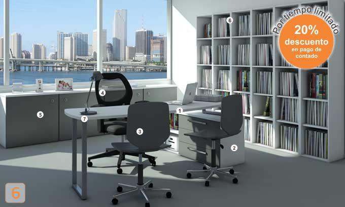Oficinas con estilo!