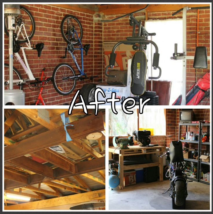 Blog post - Tackling the man cave a.k.a the garage