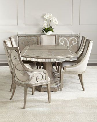 Juliet+Dining+Furniture+by+Hooker+Furniture+at+Horchow.