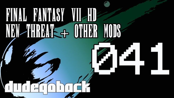Temple of The Ancients: Bashing the Butt of a Brass Dragon! | Final Fantasy VII HD - Ep 41