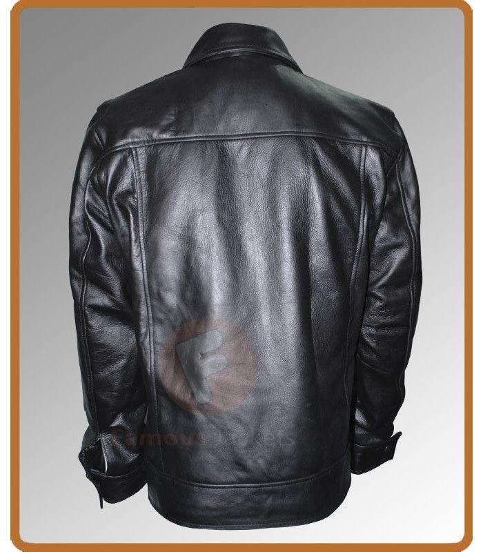 Richie Roberts Wore Black Jacket In American Gangster Movie