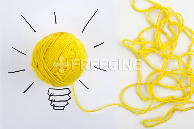 컨셉, 사진, 교육, 스튜디오, 생각, 오브젝트, 과학, 발명, freegine, 실, 전구, 아이디어, 에프지아이, FGI, PHO275, PHO275a #유토이미지 #프리진 #utoimage #freegine 19402712