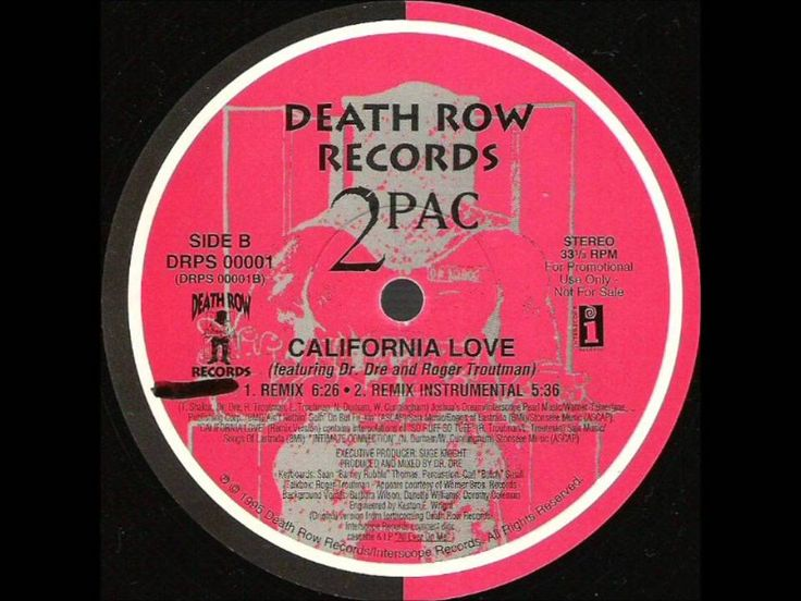 2Pac - California Love (Remix) Ft. Dr. Dre|Roger Troutman