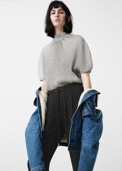 Pantalón baggy estampado