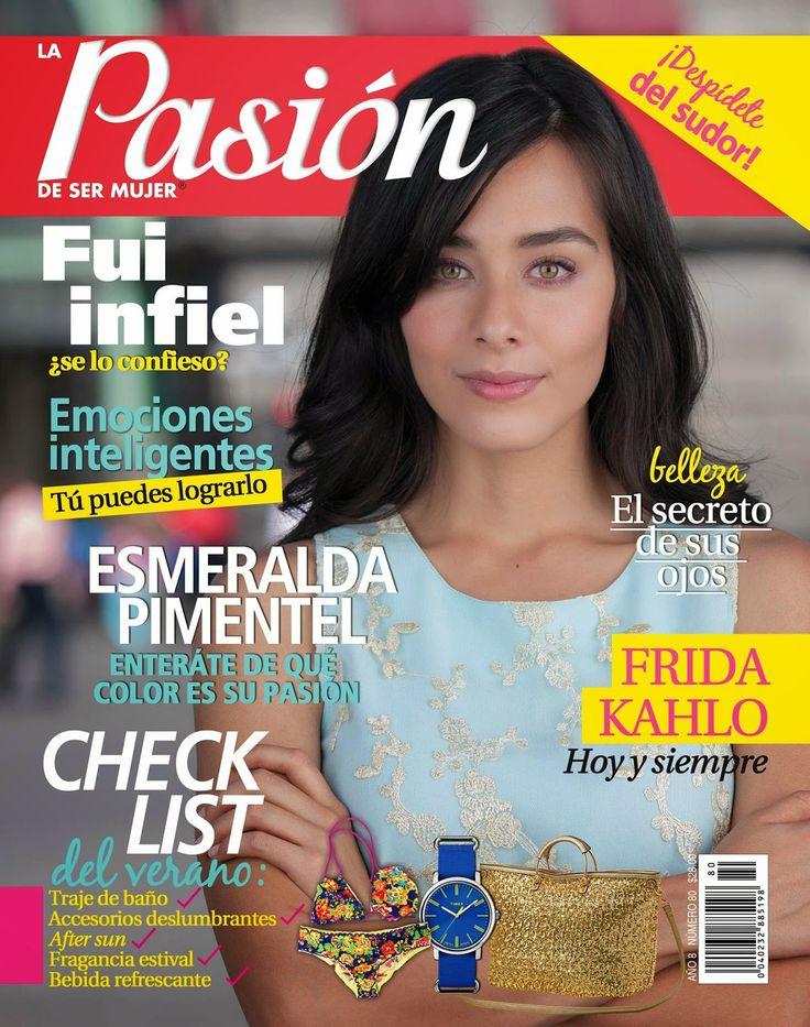 Actrices y actores latinos: la Pasión de ser mujer - Esmeralda Pimentel