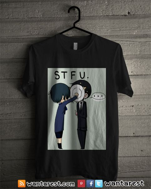 Black Butler Anime t-shirts need this>>wow Ciel is so tall on this shirt.