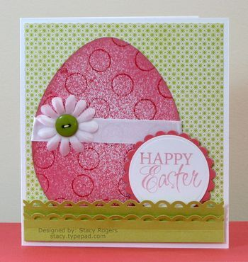 Adorable Easter card.