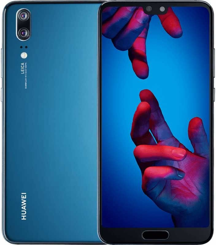 Buy Huawei P20 4g 128gb Dual Sim Midnight Blue At Bestbuycyprus Com For 428 96 With Free Delivery