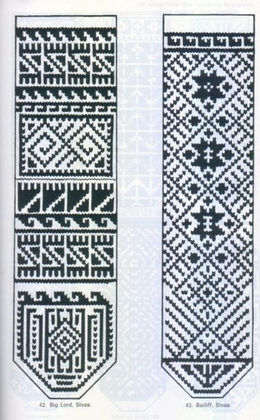 Turkish socks (by Ozbel) - Monika Romanoff - Picasa Web Albums