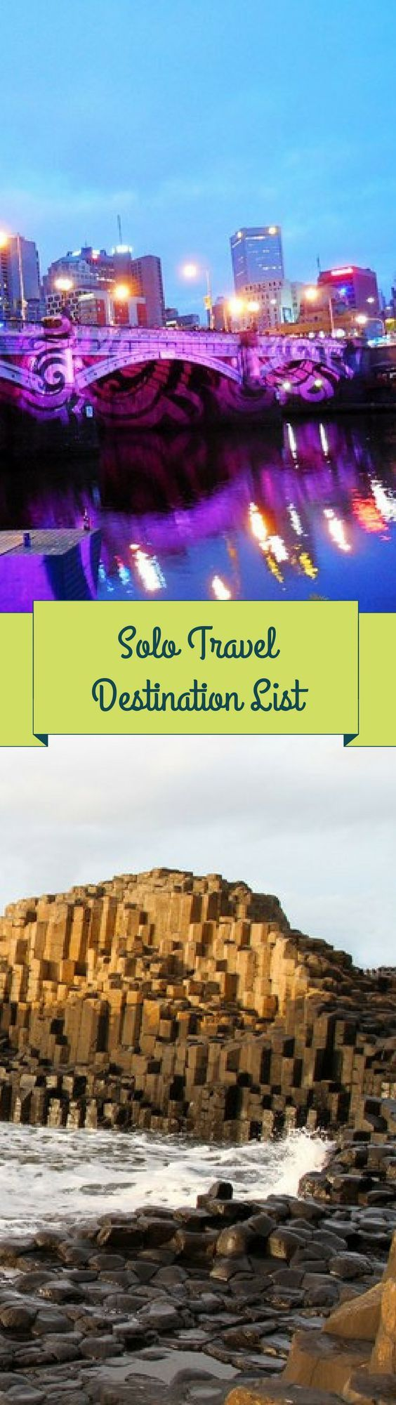 Looking for safest places to travel solo? 30 travel bloggers share their top solo travel destinations. Click to check out the ultimate list!