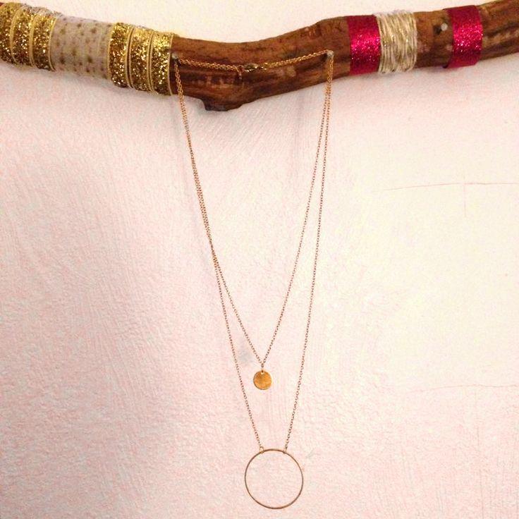 Nouvel article sur le blog fabriquer un porte bijoux - Fabriquer porte collier ...