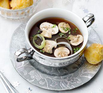 Bospaddenstoelensoep - Recept - Jumbo Supermarkten