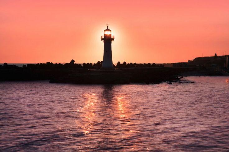 A photo of Wollongong Harbour at sunrise.   #Wollongong #illawarra