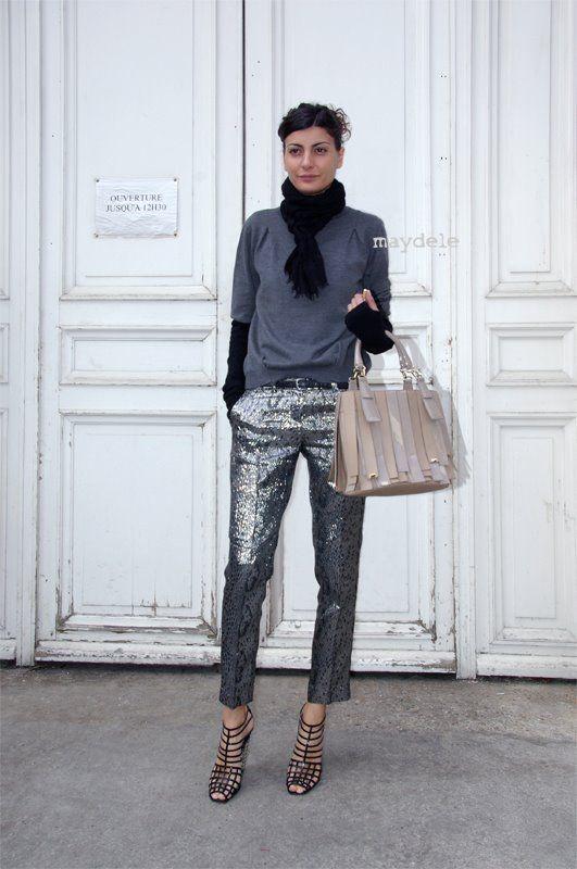 Maydele: Cage Ankle Boots (1) : Giovanna Battaglia