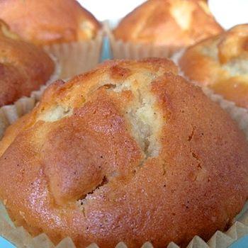 Appel-yoghurt muffins Janneke Philippi