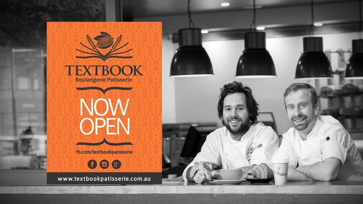 TEXTBOOK Now Open