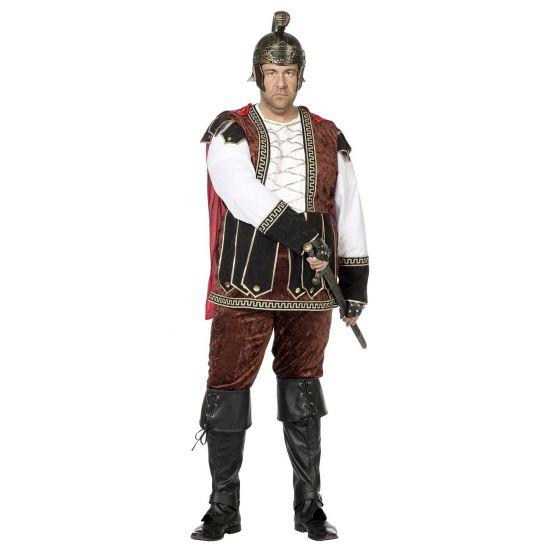 Grote maat Romeins kostuums voor mannen  Grote maat Romeins kostuum voor heren. Dit Romeinse kostuum voor heren bestaat uit een broek en een hes. Accessoires voor dit Romeinse kostuum kunt u vinden in onze shop.  EUR 67.95  Meer informatie