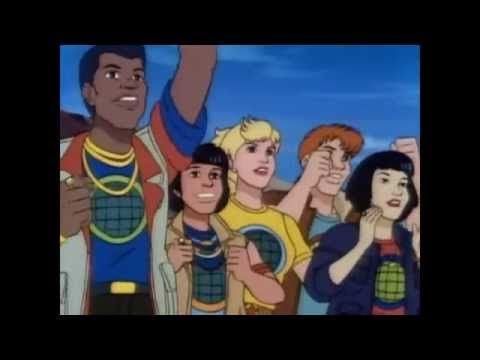 Captain Planet Intro Theme With End Credit Song (1:00) - by CharcoalShadow | You Tube