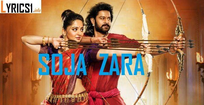 Soja Zara Lyrics: This Soja Zara song is sung by Madhushree And the music has been composed by M.M.Kreem. New Hindi Song Lyrics of Soja Zara Written by Manoj Muntashir.