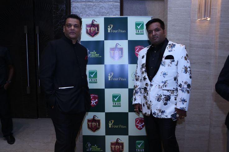 Times of India Sports Awards (TOISA) 2017, the launch of True Sports channel with the CEO Zahir Rana and Four Pillars Event Management Services Private Limited.