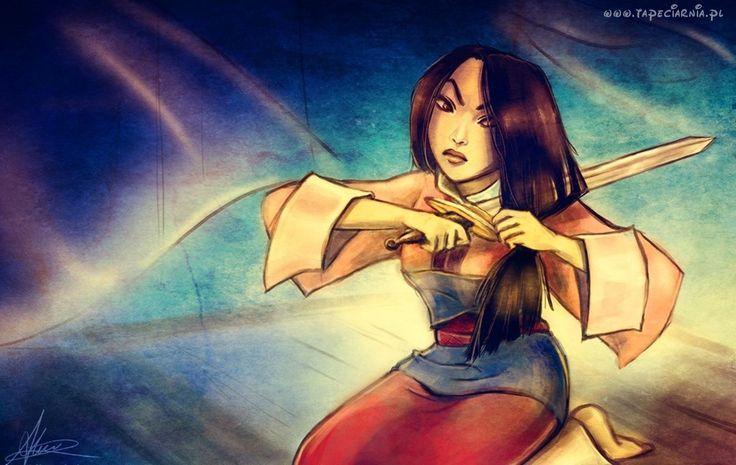 Alice X. Zhang, Mulan