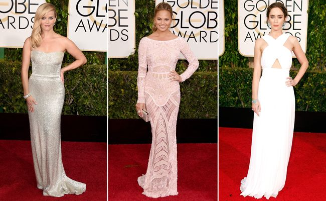 Golden Globes Awards 2015: 13 Wedding Worthy Gowns | Blog.theknot.com