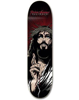 Brian Sumner Pierced Skateboard Deck - Christian Skateboards for $54.99 | C28.com